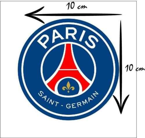 Iron on badge patch Original DYI PSG football LOGO heat transfer applique