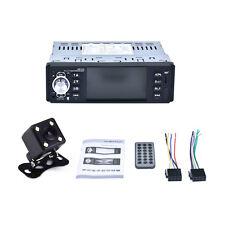 4019B DC 12V 1DIN Car MP5 Player Bluetooth HD Touch Screen Stereo Radio + Camera