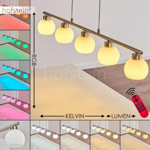 Fernbedienung LED Wohn Ess Schlaf Zimmer Leuchte Farbwechsler Pendel Hänge Lampe