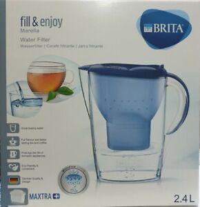 Style Lime Carafe filtrante Bleu BRITA Maxtra