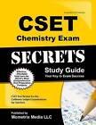 CSET Chemistry Exam Secrets Study Guide: CSET Test Review for the California Subject Examinations for Teachers by Mometrix Media LLC (Paperback / softback, 2016)