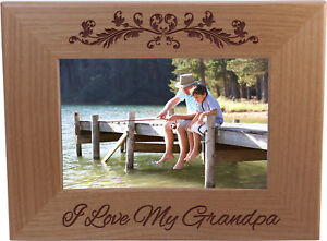 I-Love-My-Grandpa-4-inch-x-6-Inch-Wood-Picture-Frame