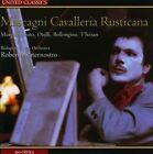 Mascagni: Cavalleria Rusticana (CD, Jan-2013, United Classics)