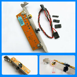 Motherboard S//PDIF Out Cable Braket For Biostar Motherboard Only S//PDIF Cable