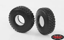 """RC4WD MICHELIN X FORCE XZL+ 14.00 R20 1.9"""" SCALE TIRE (2) 1/10 Crawler RC4ZT0141"""