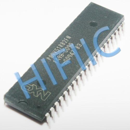 1PCS P89V51RB2FN 8-bit 80C51 5V low power microcontroller DIP40