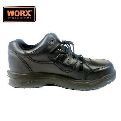 Worx Red Wing Shoes Men's Size 12M Non