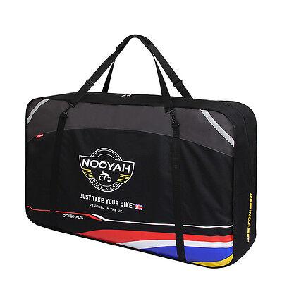 "26/""//27.5/""//29/"" Waterproof Bicycle MTB Road Bike Cycling Wheel Bag x 1 Carry V9L6"