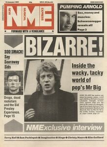NME-NEWSPAPER-COVER-PAGE-FOR-19-1-1985-JOHN-BLAKE