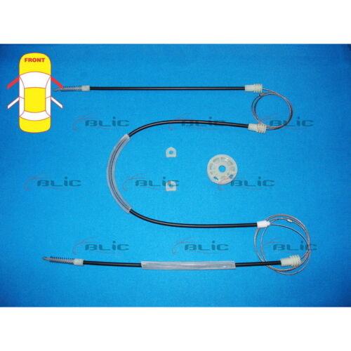 cuerdas 10.94-11.01 bmw 7 Elevalunas reparac e38 delante L//R