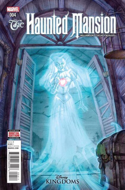 HAUNTED MANSION #4  Marvel NM Comic - Vault 35