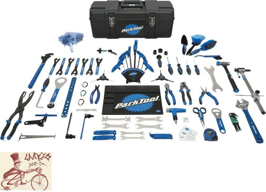 PARK TOOL PK-3 PROFESSIONAL TOOL KIT KIT BICYCLE TOOL