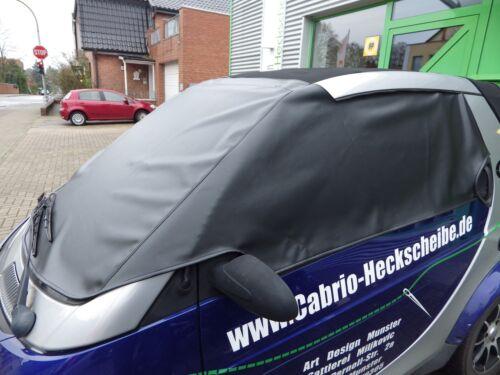 Smart ForTwo 450 Schutz vor Schnee und Frost Autogarage Halbgarage Abdeckung