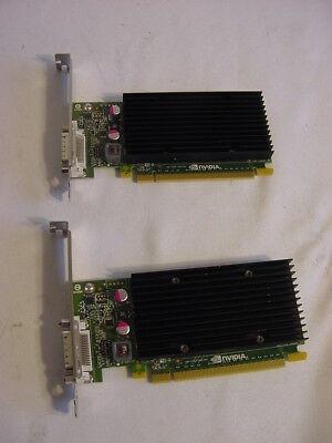 (2) Nvidia Nvs 300 Graphic Video Card Hoge Standaard In Kwaliteit En HygiëNe