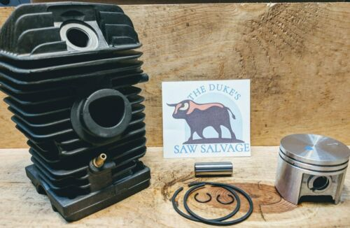 THE DUKE/'S STIHL 021 023 025 MS 210 230 250 CHROME PLATED PISTON AND CYLINDER 42
