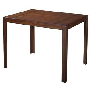 Counter Height Espresso Table : ... about Mudhut Andres Distressed Counter Height Pub Table - Espresso