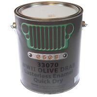 Military Vehicles & Equipment Ww2 Flat Olive Drab 33070 Paint 1gal Us Made G503