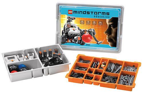 NEW Lego Mindstorm 9797 Mindstorms Education NXT Base Set SEALED Ship World Wide