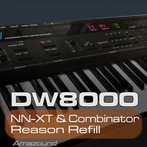 KORG-DW8000-REASON-REFILL-425-COMB-amp-NNXT-PATCHES-3426-SAMPLES-24bt-MAC-PC-RFL