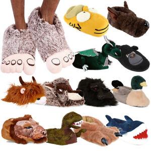 Mens-Novelty-Slippers-Mens-Simpson-Slippers-Mens-Mule-Slippers-Mens-Slipper-Boot