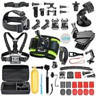 51 In 1 Accessories GoPro Hero 5 4 3 2 1 Bundle Camera Outdoor Sports Set Kit