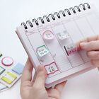 4 Types Cute Mini 90 Pages Sticker Bookmark Tab Pad Sticky Notes
