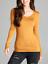 Women-039-s-Long-Sleeve-Shirt-Scoop-Neck-T-shirt-Top-Tee-Shirts-1XL-3XL-PLUS-SIZE thumbnail 23
