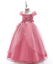 Kids-Flower-Girl-Princess-Dress-for-Girls-Party-Wedding-Bridesmaid-Gown-ZG8 thumbnail 3