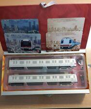 Hong Kong 1979-1999 MTR 20th Anniv. Miniature Trains & Tickets in Souvenir Pack