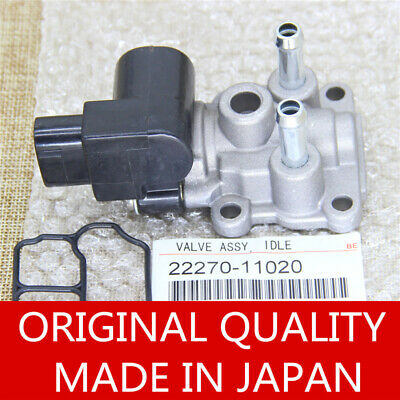 1995-1997 Toyota Tercel 1995-1997 Toyota Paseo AUTOMUTO 22270-11010 Premium Idle Air Control Valve idle air control motor fit for
