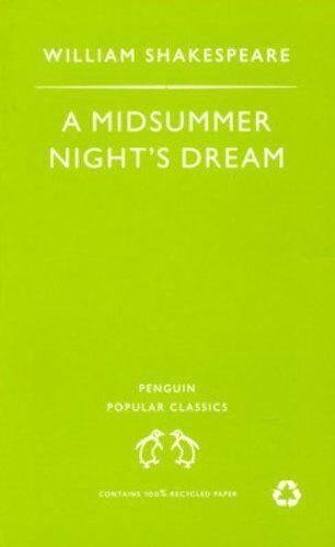 1 of 1 - A Midsummer Night's Dream,William Shakespeare