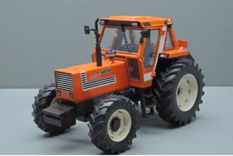 Fiat 1180 1180 1180 Dt Tractor Trattore 1 32 Model REPLICAGRI f1f2db