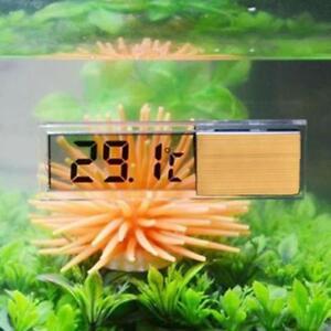 LCD-3D-Crystal-Digital-Messung-Aquarium-Reptile-Aquarium-Thermometer