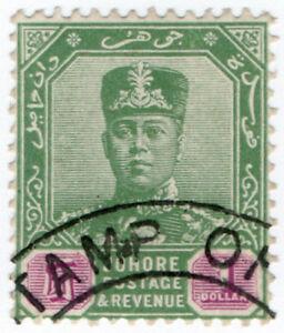 I-B-Malaya-States-Revenue-Johore-Duty-1