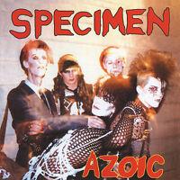 SPECIMEN 'Azoic' Batcave gothic rock CD Kiss Kiss Bang Bang! complete works new