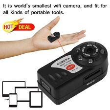 Q7 Mini HD SPY Camera WIFI DVR Wireless IP Camera Sport DV Security P2P Remote L