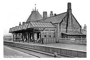 pt0634-Eccleshill-Railway-Station-Yorkshire-photo-6x4