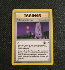 Pokemon Tower #42 WOTC Black Star promo NM-near mint Pokemon card