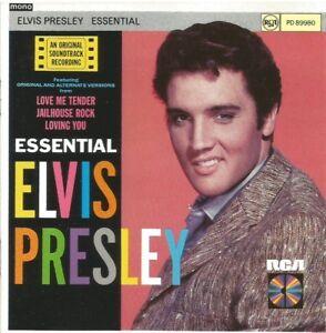 Elvis-Presley-Essential-Elvis-Presley-1986-CD-album