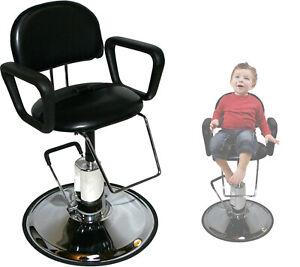Children Hydraulic Barber Chair Child Kid Styling Hair Beauty Salon Equipment Ebay