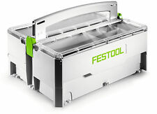 Festool SYSTAINER SYS-StorageBox 499901 BRAND NEW FREE NEXT DAY DELIVERY