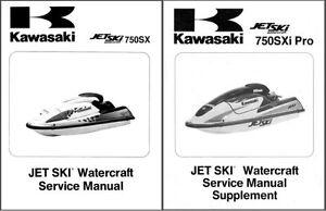kawasaki 750sxi pro jet ski service repair manual cd jetski 750 rh ebay com kawasaki 750 sxi manual pdf kawasaki 750 sxi pro repair manual