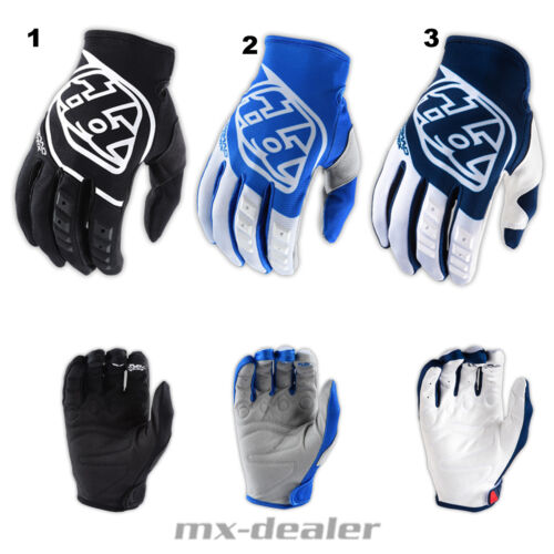 Troy Lee Designs Handschuhe GP schwarz Glove MX Motocross Enduro Quad MTB BMX