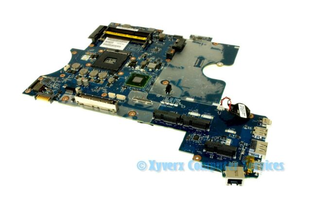 Genuine OEM Dell Latitude E6520 V7G0J Laptop Motherboard Tested and Working!