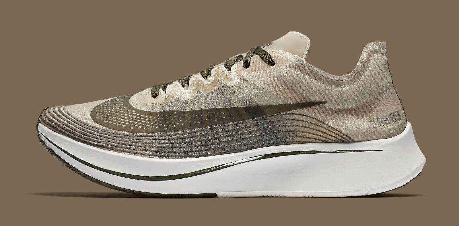 Nike zoom mosca shanghai scarpe bianco marrone / marrone / bianco scarpe vapore rompere 4 uomini dimensioni 42844f