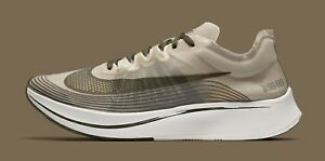 promo code 42de8 dca6b Image is loading Nike-Zoom-Fly-Shanghai-Running-Shoes-Brown-Tan-