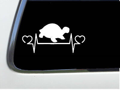 Sea Turtle Vinyl Decal Your Color Choice Sticker