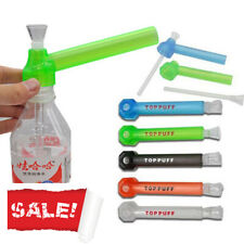 TopPuff Portable BONG water pipe Screw on Bottle Converter On-the-Go