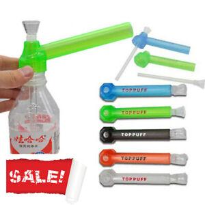Top Puff Portable Water Hookah Screw on Bottle Converter