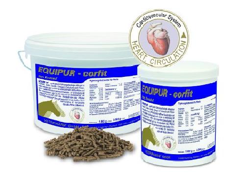 Equipur corfit corfit corfit P 1-3kg 42,39- /kg Pellets Kreislauf Herz Belastbarkeit 9b4f62